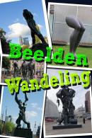 Beelden Wandeling in Rotterdam